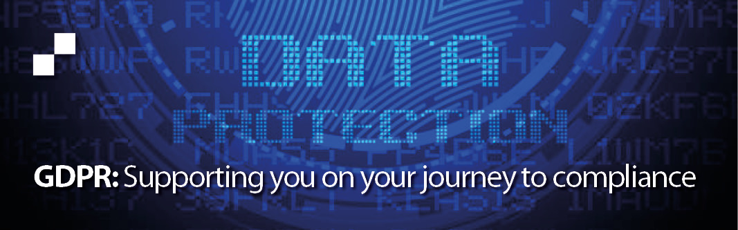 GDPR campaign page header