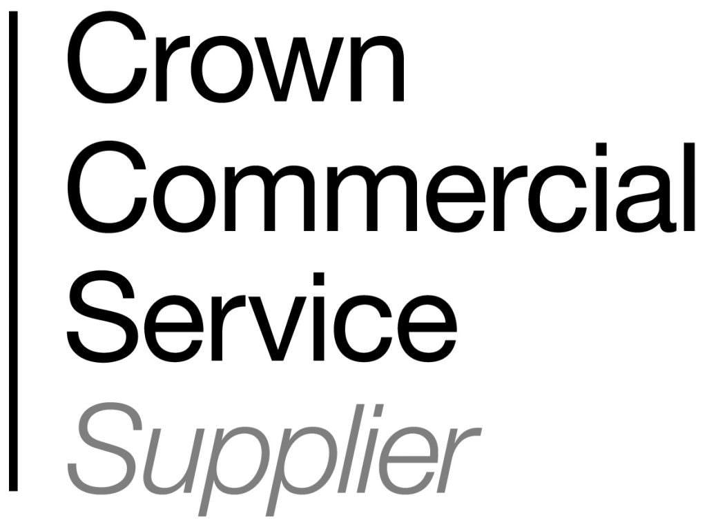Crown Commercial Service Supplier Lofo