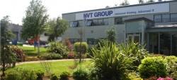 NVT Group office facade in sunshine