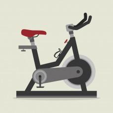 39756076 - fitness design over beige background, vector illustration.