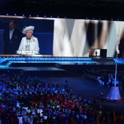 Glasgow 2014 Commonwealth Games Opening Ceremony