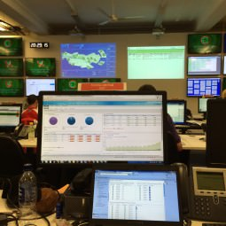 NVT Group's Concepta solution in use at the Glasgow 2014 Commonwealth Games