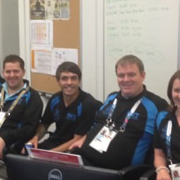 Glasgow 2014 Technology Operations Centre Team