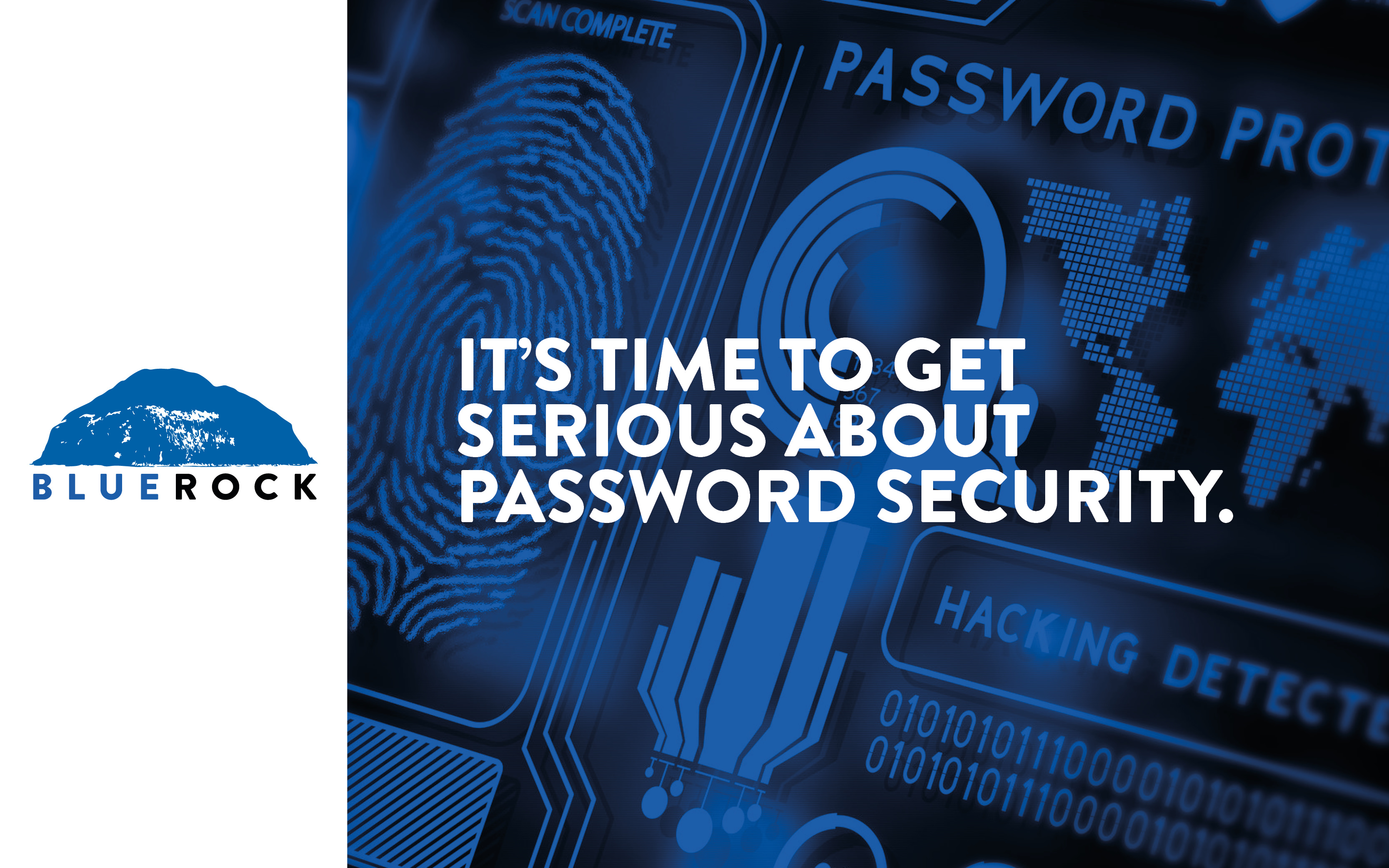 its time to get serious about password security
