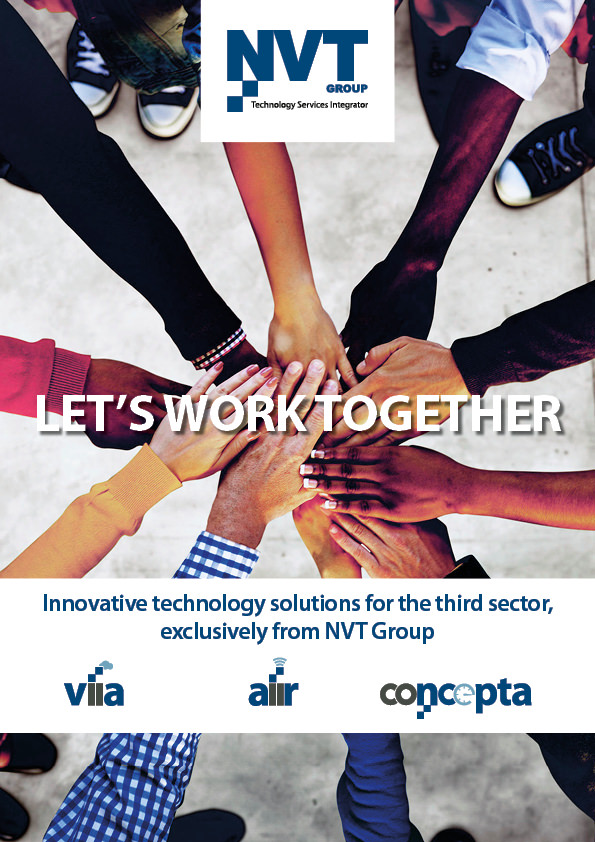 Lets work together in the third sector