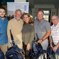 Sbina Bifida Hydrocephalus Scotland (SBHS) Fundraising Golf, Gleneagles