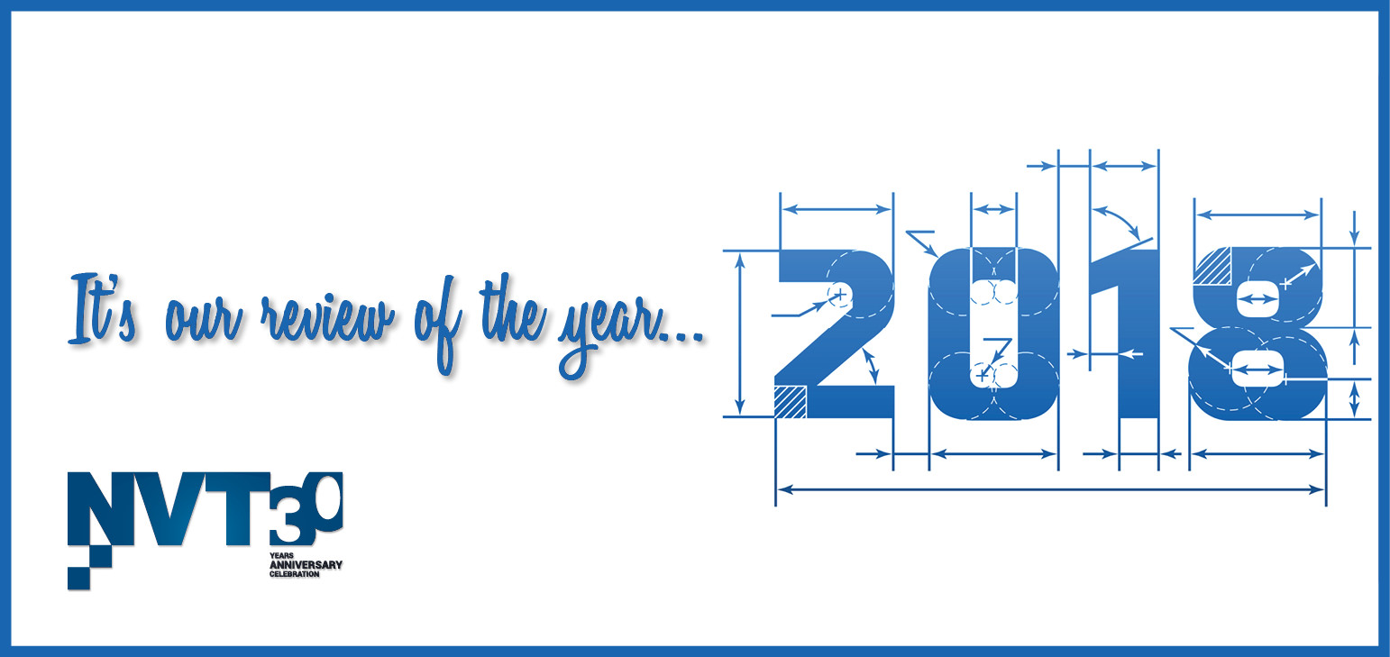 Review of the Year graphic