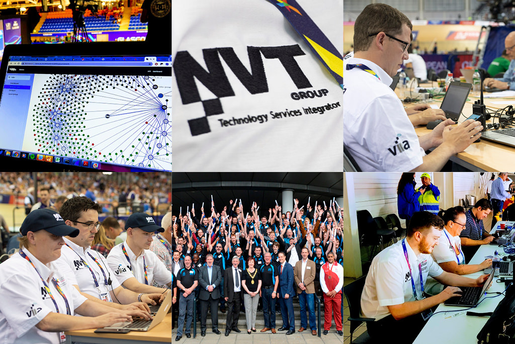 NVT Group has a successful track record of supporting world-class sporting events