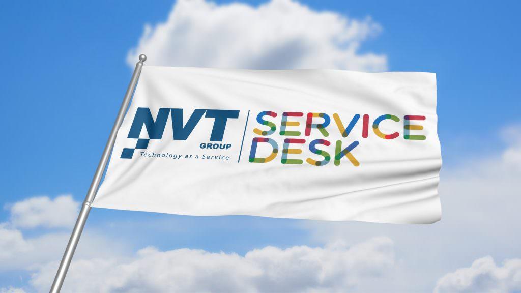 Service Desk flag